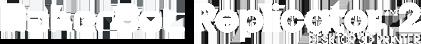 makerbot replicator 2 3d drucker logo