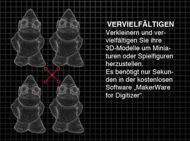 Multiscan 3D Scanner Software