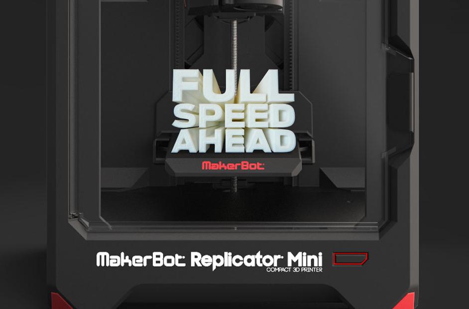 Printshop Makerbot