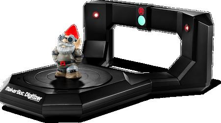 3D Scanner MakerBot Digitizer Desktop 3D Scanner