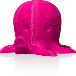 makerbot pla filament neonpink