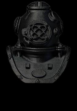 MakerBot ABS Filament trueblack