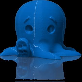 makerbot pla filament trueblue