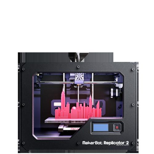 3d drucker makerbot replicator 2
