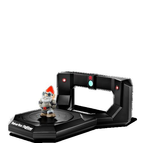 3d scanner makerbot digitizer