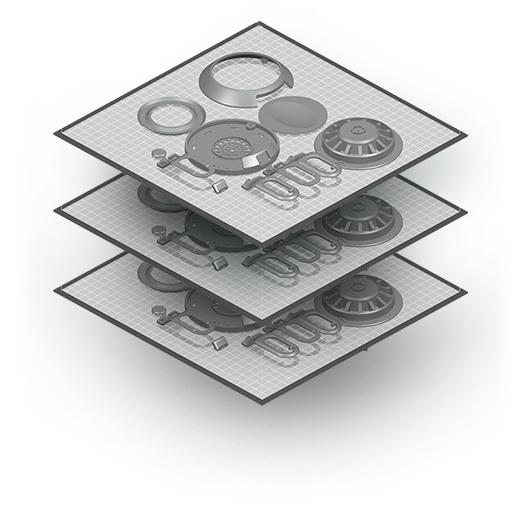 automatische baugruppen platzierung