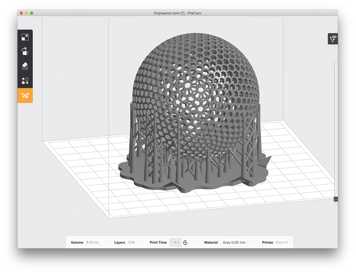 preform formlabs software