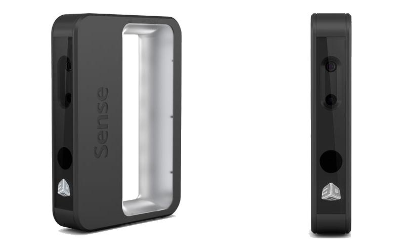 sense 3d scanner 3d systems