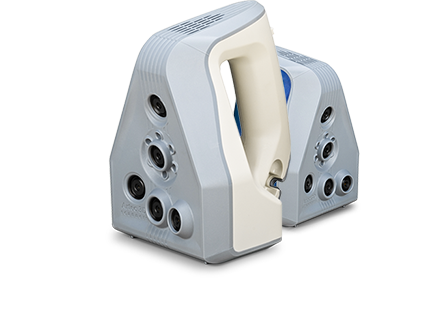 artec spider 3d scanner