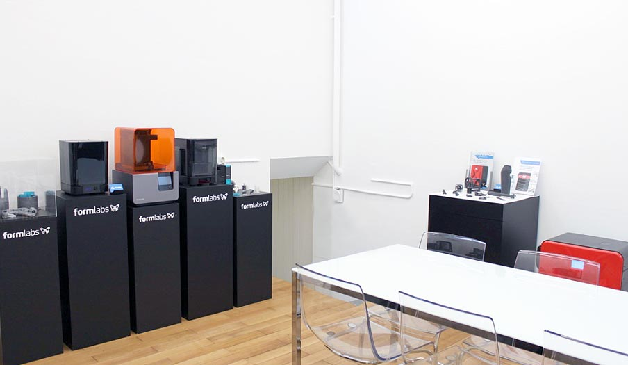 Formlabs-showroom-zürich