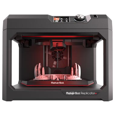 MakerBot Replicator+ 3D-Drucker