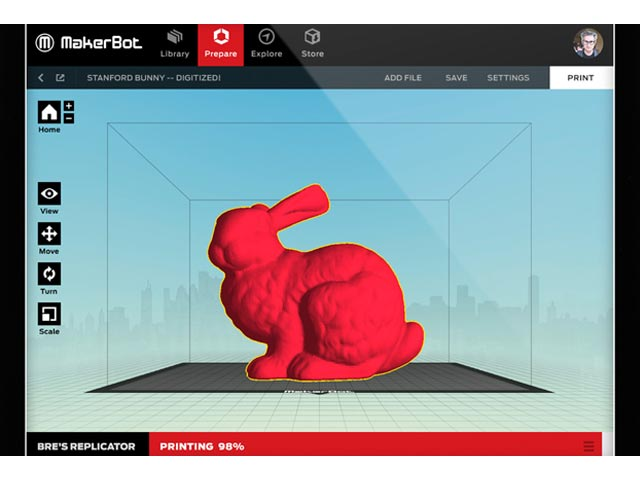 MakerBot Desktop