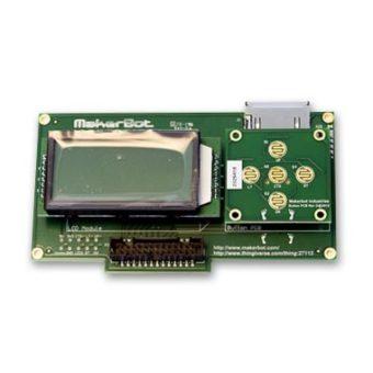 makerbot lcd interface replicator 2