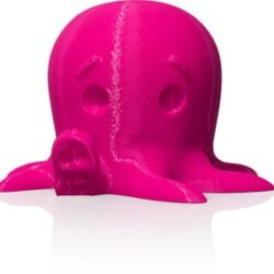 makerbot pla filament neon pink
