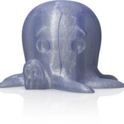 makerbot pla filament translucent blue