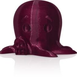 makerbot pla filament translucent purple