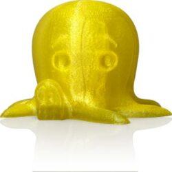 makerbot pla filament translucent yellow