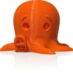 makerbot pla filament true orange