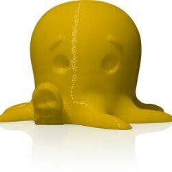 makerbot pla filament true yellow