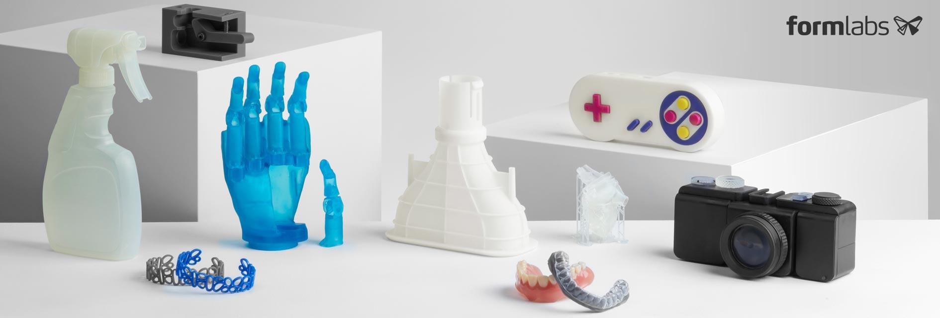 3D Drucker von Formlabs, MakerBot, XYZprinting und Sinterit. Schweizer Reseller, Support und Bildungs Webseite. 3D Drucker Lösungen für Schulen, Bildungsinstitutionen, Firmen und Private.