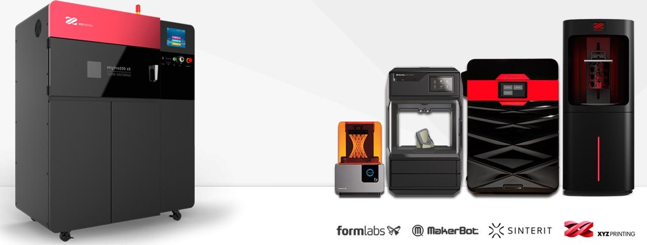Formlabs-Musterdruck-MakerBot-Musterdruck-XYZprinting-Musterdruck