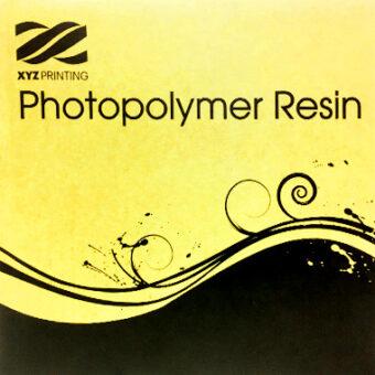 XYZprinting Resin