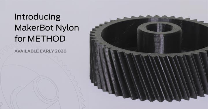 Nylon 3D-Drucker - MakerBot Method