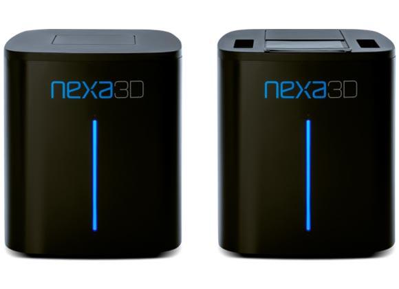 Nexa3D Nachbearbeitung