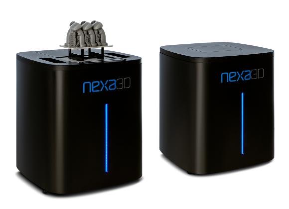 Nexa3D xClean und xCure