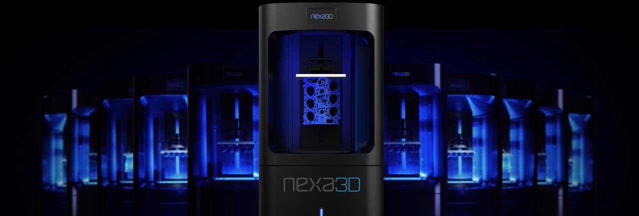 3D Drucker von Nexa3D, Sinterit, Formlabs, MakerBot und XYZprinting. Autorisierter Schweizer Reseller inkl. Schulung und Support. 3D Drucker Lösungen für Bildungsinstitutionen und Firmen.