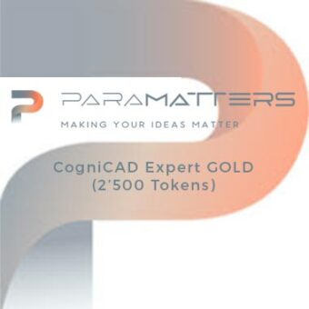 ParaMatters CogniCAD Expert GOLD